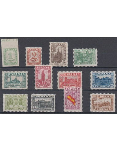Nº0802/13 - 1936 JUNTA DE DEFENSA....