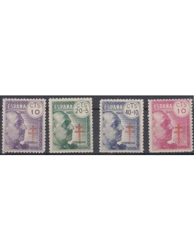 Nº0936/39 - 1940, NUEVO CON CHARNELA