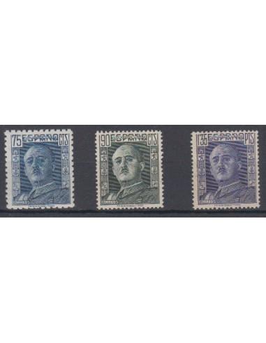 Nº0999/01 - 1946, NUEVO CON CHARNELA
